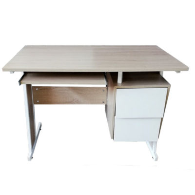 Work desk with 2 drawers